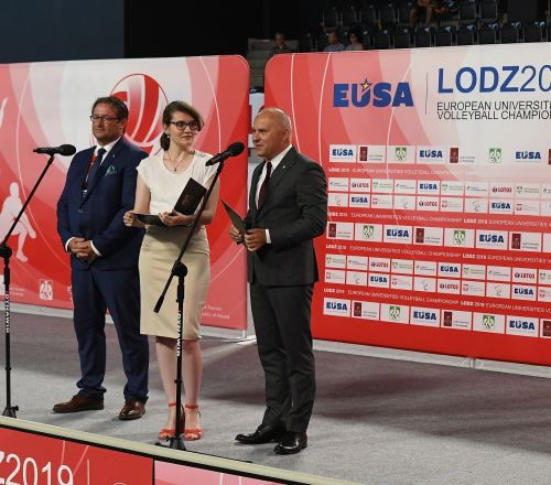 European Universities Volleyball Championship are Officially Open